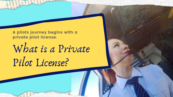 what is a private pilot license