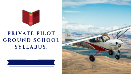 private pilot ground school syllabus
