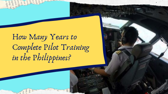 pilot course in philippines how many years
