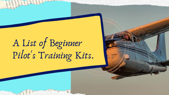 private pilot training kits for beginners