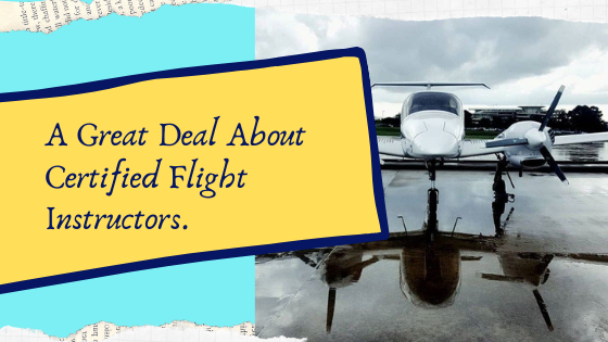 what is a certified flight instructor