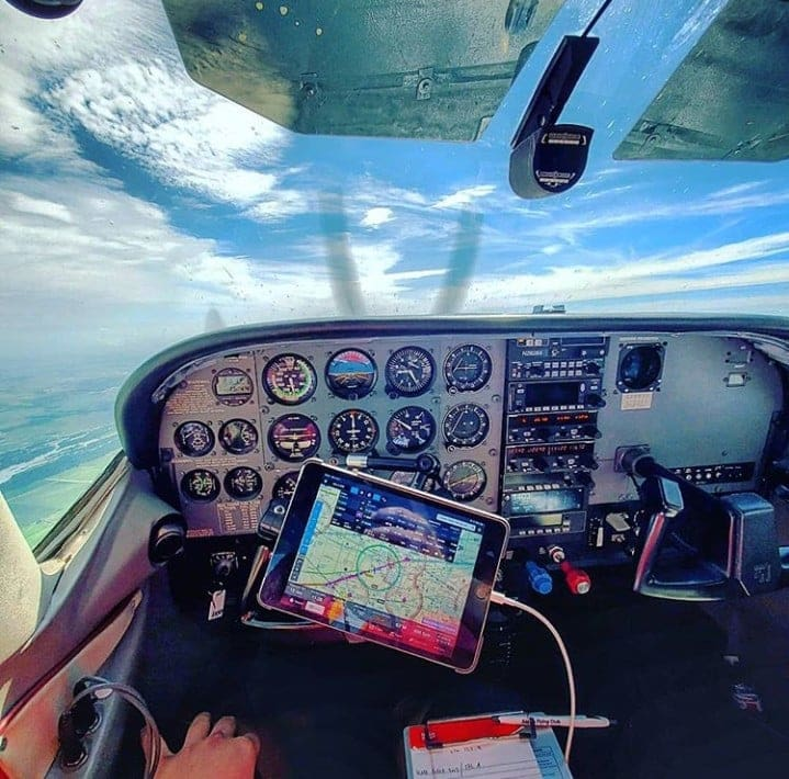 best ipad for flying