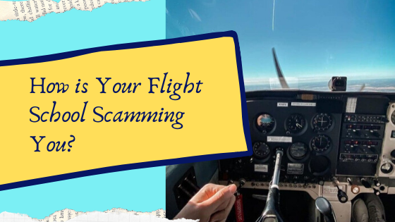 flight school scams