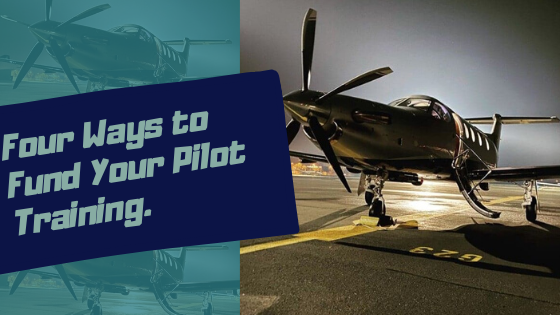 how to fund pilot training