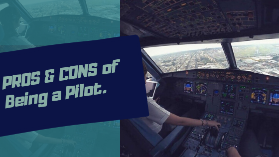 pros and cons of being a pilot