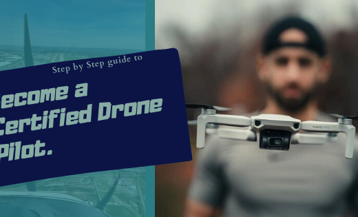 how to get a drone pilot's license