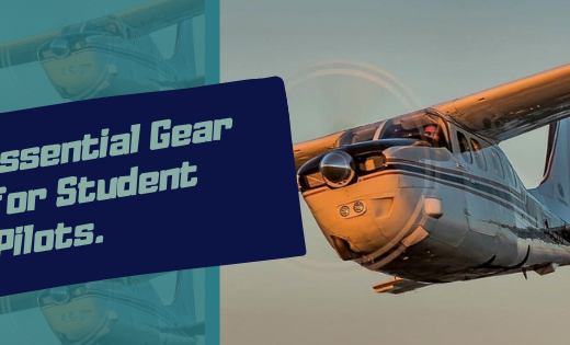student pilot gear and essentials