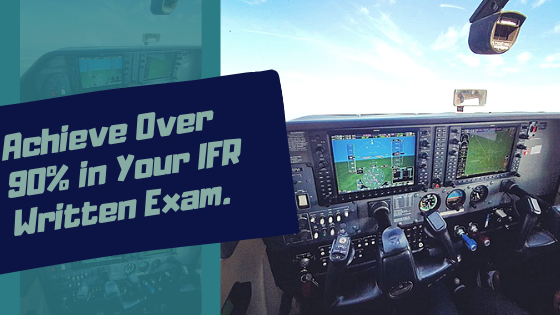 how to pass the FAA instrument written exam